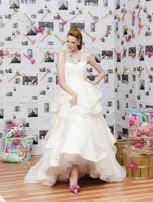 Published: Baltimore Bride Magazine: Amie Decker Beauty