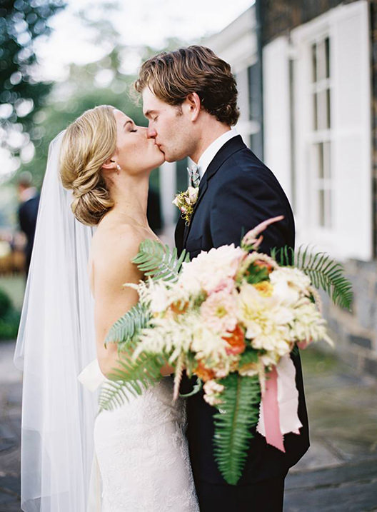 Feature Wedding Jane And Brandon Washingtonian Bride