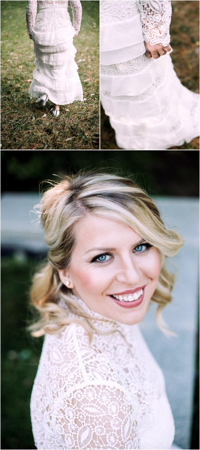 Vintage Chic Hair And Makeup Dc Wedding Published On